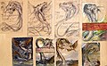 Anton Seder-Esquisse pour la couverture de Das Tier in der dekorativen Kunst.jpg