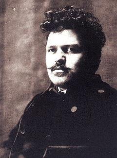 Antonín Slavíček v roce 1898