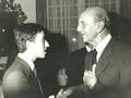 Antonio Parisi con il Re Umberto II.png