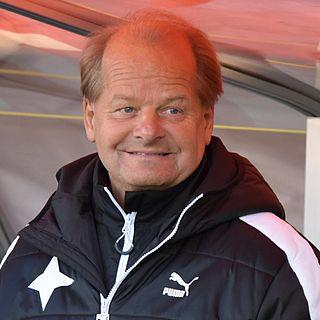 Antti Muurinen Finnish football manager