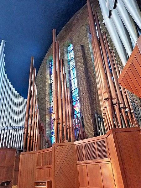 Datei:Antwerpen-Kiel, Christus-Koning (Klais-Orgel, Prospekt) (20).jpg