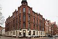 Apartment house Haspelmathstrasse Charlottenstrasse Linden Hanover Germany.jpg