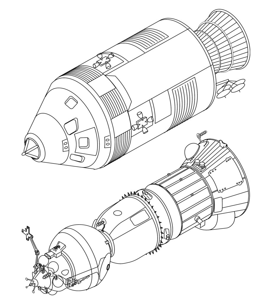 Image Result For Space Rockets Coloring