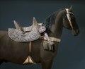 Arabisk-turkisk sadel som ägts av Gustav III - Livrustkammaren - 39395.tif