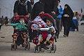 Arba'een Pilgrimage In Mehran, Iran تصاویر با کیفیت از پیاده روی اربعین حسینی در مرز مهران- عکاس، مصطفی معراجی - عکس های خبری اربعین 129.jpg