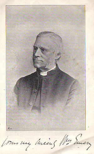 William Emery - William Emery in the Illustrated Guide to the Church Congress 1897