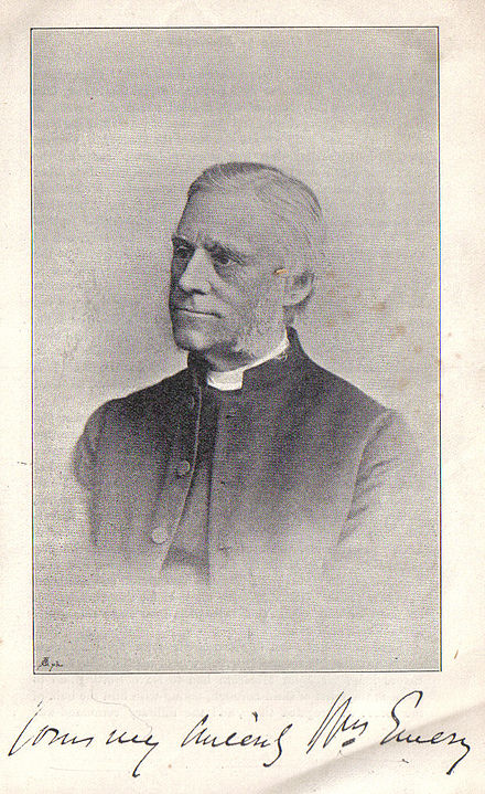 Emery in the Illustrated Guide to the Church Congress 1897 Archdeacon William Emery.jpg