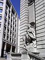 Architectural sculpture, Admiralty Arch.jpg