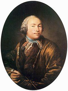 Ivan Argunov Russian artist
