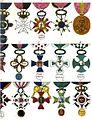 Aristide Michel Perrot - Collection historique des ordres de chevalerie civils et militaires (1820) pl. XIX2.jpg