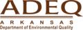 Arkansas Department of Environmental Quality logo brown.png
