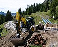 Arlenwaldstrasse construction.jpg