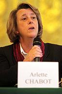 Arlette Chabot: Alter & Geburtstag