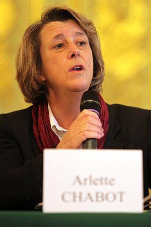 Arlette Chabot - Arlette Chabot (2009)
