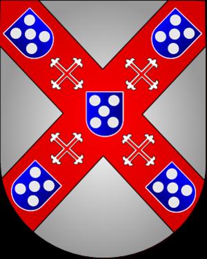 Marquis of Valença - Image: Armas duques cadaval