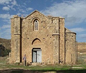 Religion in Cyprus - Ganchvor monastery