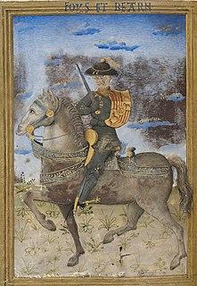 Gaston IV, Count of Foix Count of Foix