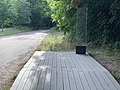Arrêt Navette Autonome RATP Bois Vincennes Lac Minimes Porte Jaune Paris 2.jpg