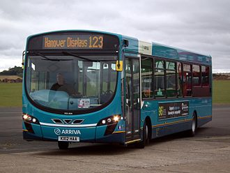 Wright Pulsar - A Wright Pulsar 2 on VDL SB200 in service with Arriva Shires & Essex