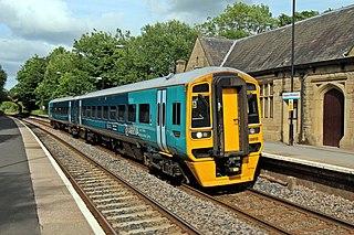 Shrewsbury–Chester line