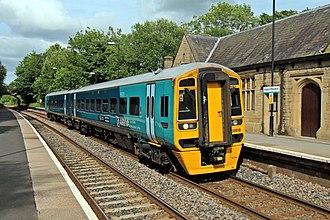 Arriva UK Trains - Arriva Trains Wales Class 158