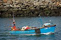 "Arrival of the ""Gem"" - geograph.org.uk - 264364.jpg"