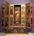 Artista sassone o transilvano, altare dalla chiesa luterana di smig, 1510 ca. 01.JPG