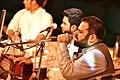 Artiste Dhruv Sangari (Bilal Chishty) in concert.jpg