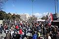 Así pintaba Cibeles el 31-E, con la Marcha del Cambio - I - panoramio.jpg