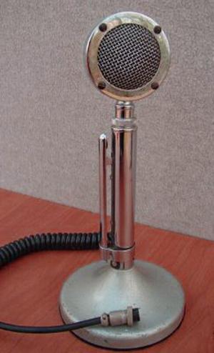 Astatic Corporation - Astatic model D-104 microphone