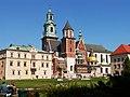 At the Wawel I (5064727479).jpg