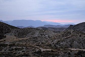 Atardece en Desierto de Tabernas by Maksym Abramov.jpg