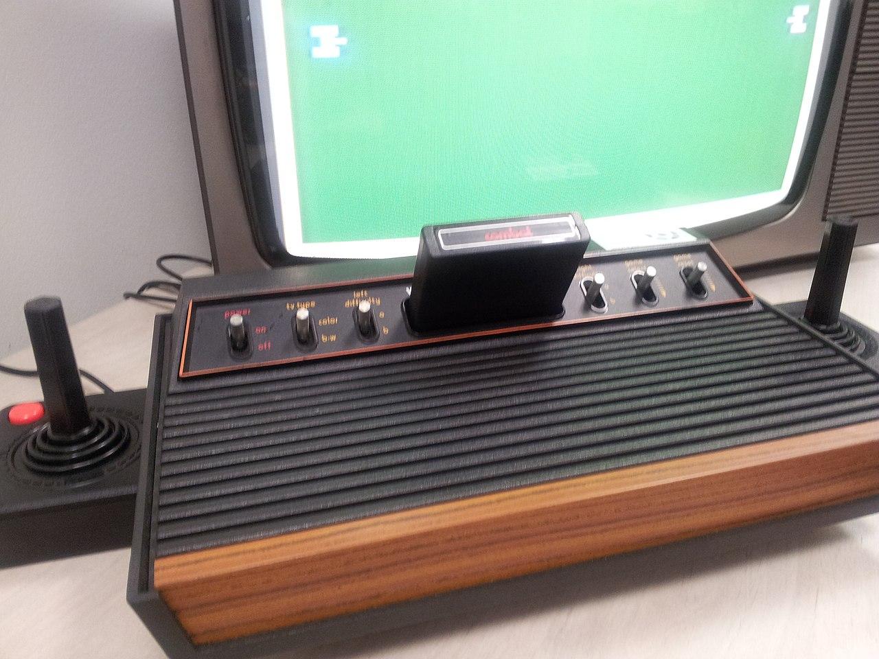 Original file 3 264 2 448 pixels file size mb mime type image jpeg - Original atari game console ...