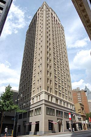 Rhodes-Haverty Building - Image: Atlanta Rhodes Haverty Building 2012 09 15 02 6131