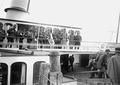 Auch das Regimentsspiel reist auf dem Dampfer mit - CH-BAR - 3240388.tif