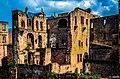 Auch das ist Schloss Heidelberg, Ruine des Biliotheksbaus von 1520 -- This too is Heidelberg Castle, ruin of library from 1520 (10978961934).jpg