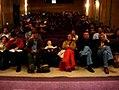 Auditorio escuchando una disertación académica en Bogotá-Colombia 2011.jpg