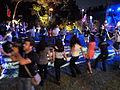 Auditorium Garden Cocktail - Wikimania 2011 P1040146.JPG