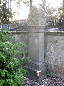 August Friedrich von Pauly, Grab.jpg