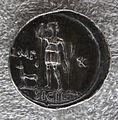 Augusto, denario con diana e un cane.JPG