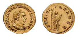 Valerian, Römisches Reich, Kaiser