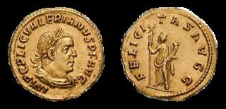 Valerian (emperor) Augustus