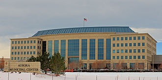 Aurora, Colorado - The Aurora Municipal Center