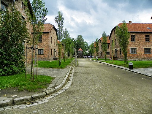 Auschwitz I - Birkenau, Oświęcim, Polonia - panoramio (5)