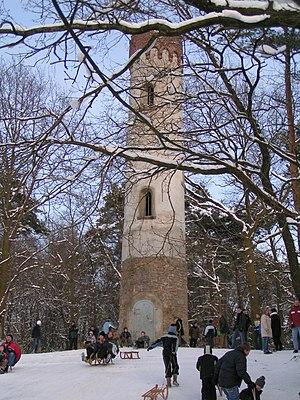 Lohne, Germany - Image: Aussichtsturm Lohne