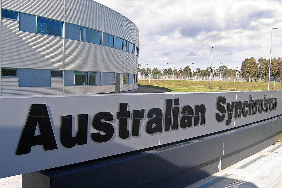 Aust.-Synchrotron-outside,-14.06.2007