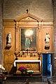 Autel du Sacré-Cœur de la basilique saint Sauveur (Rennes, Ille-et-Vilaine, France).jpg