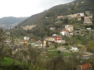 Avegno, Liguria - Avegno