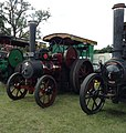 Aveling & Porter traction engine (15287468728).jpg