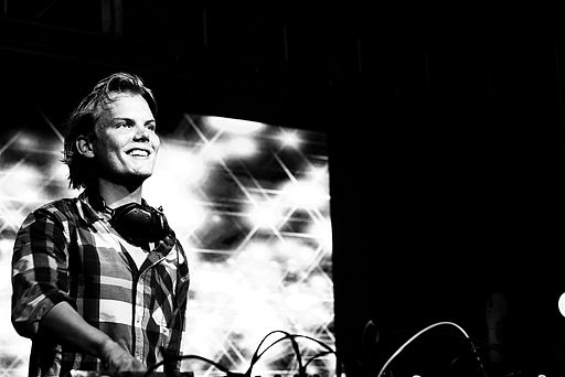 Avicii @ London tentparty